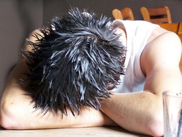 Burnout Symptome Stress