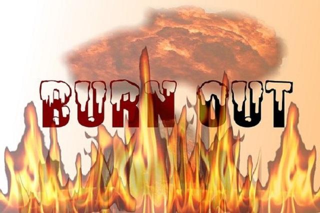 typische Burnout Symptome